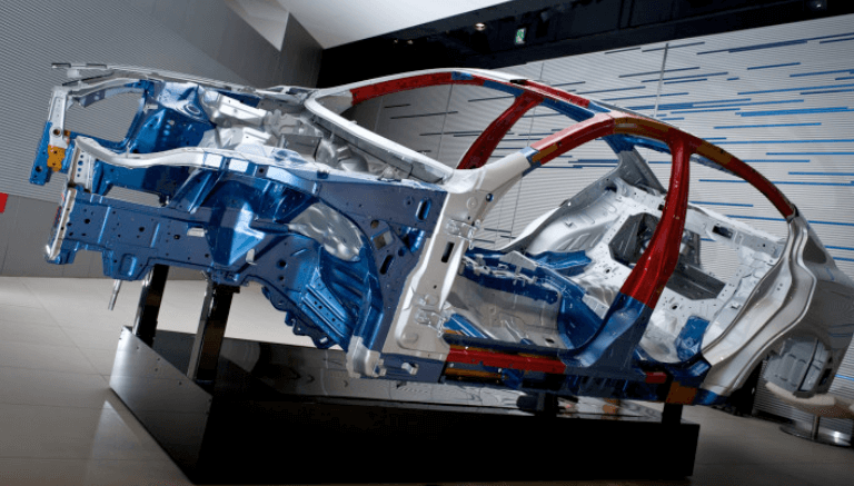Advanced High-Strength Steel Growth in Automotive Applications and  Associated Formability Challenges - FABTECH U.S.A.