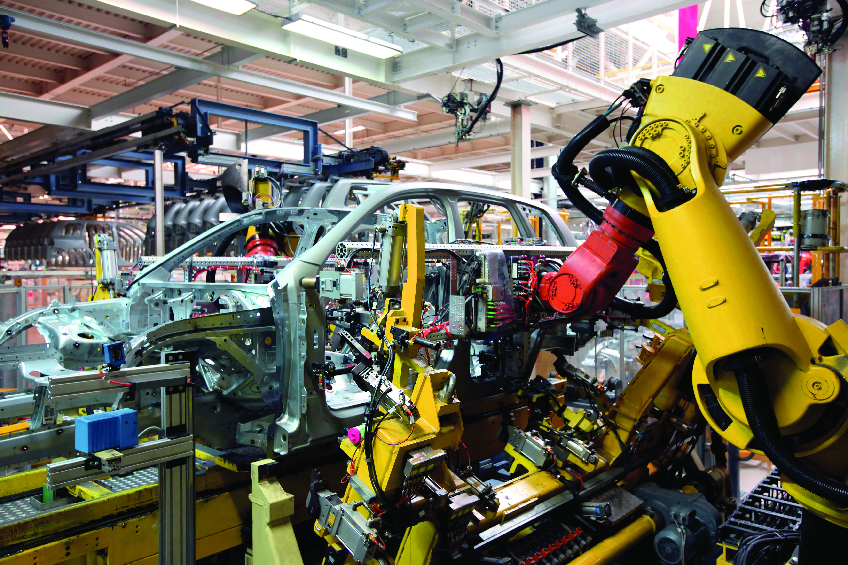 Air Quality Issues In Automotive Manufacturing Fabtech U S A