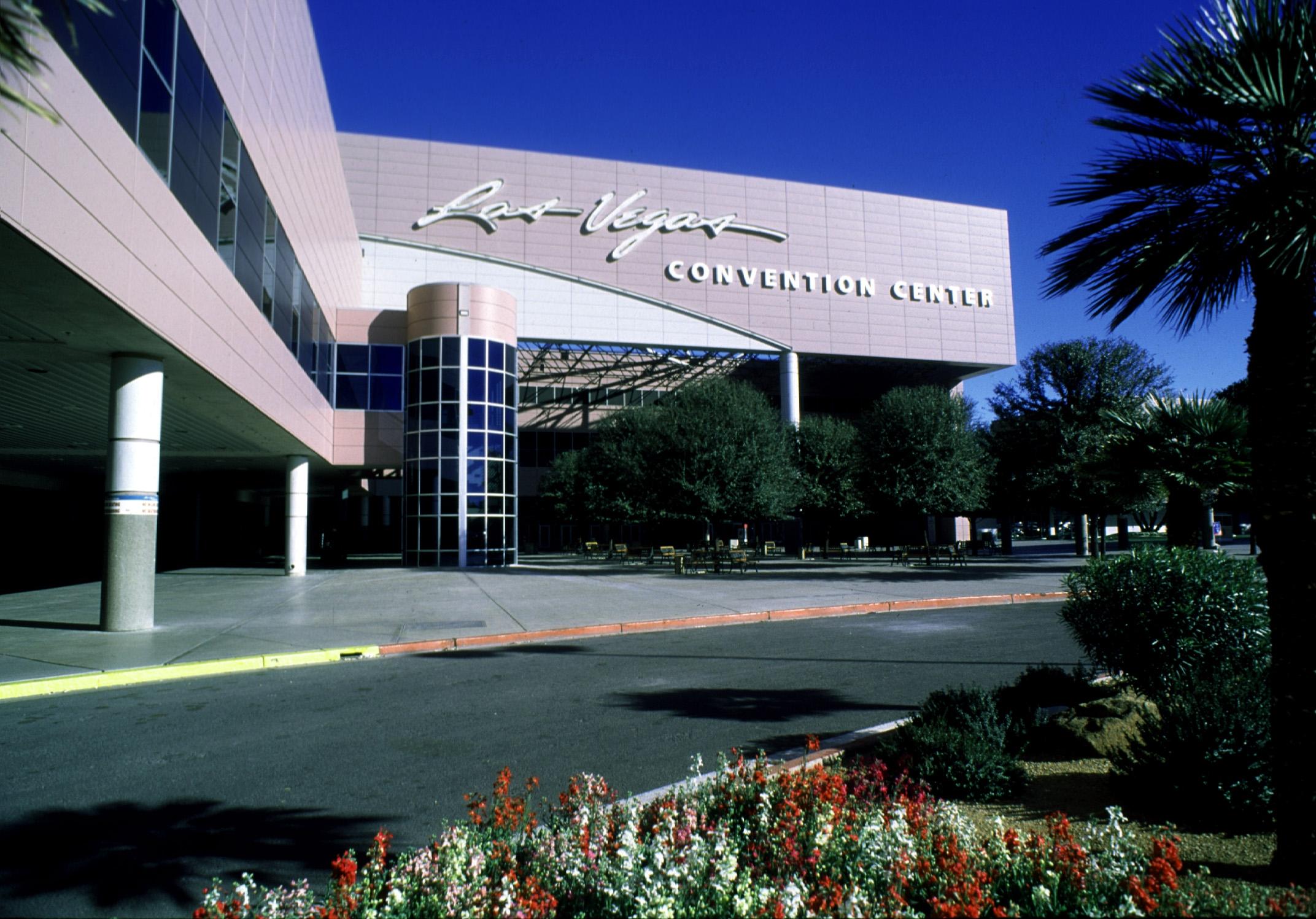 拉斯维加斯酒店的会展中心