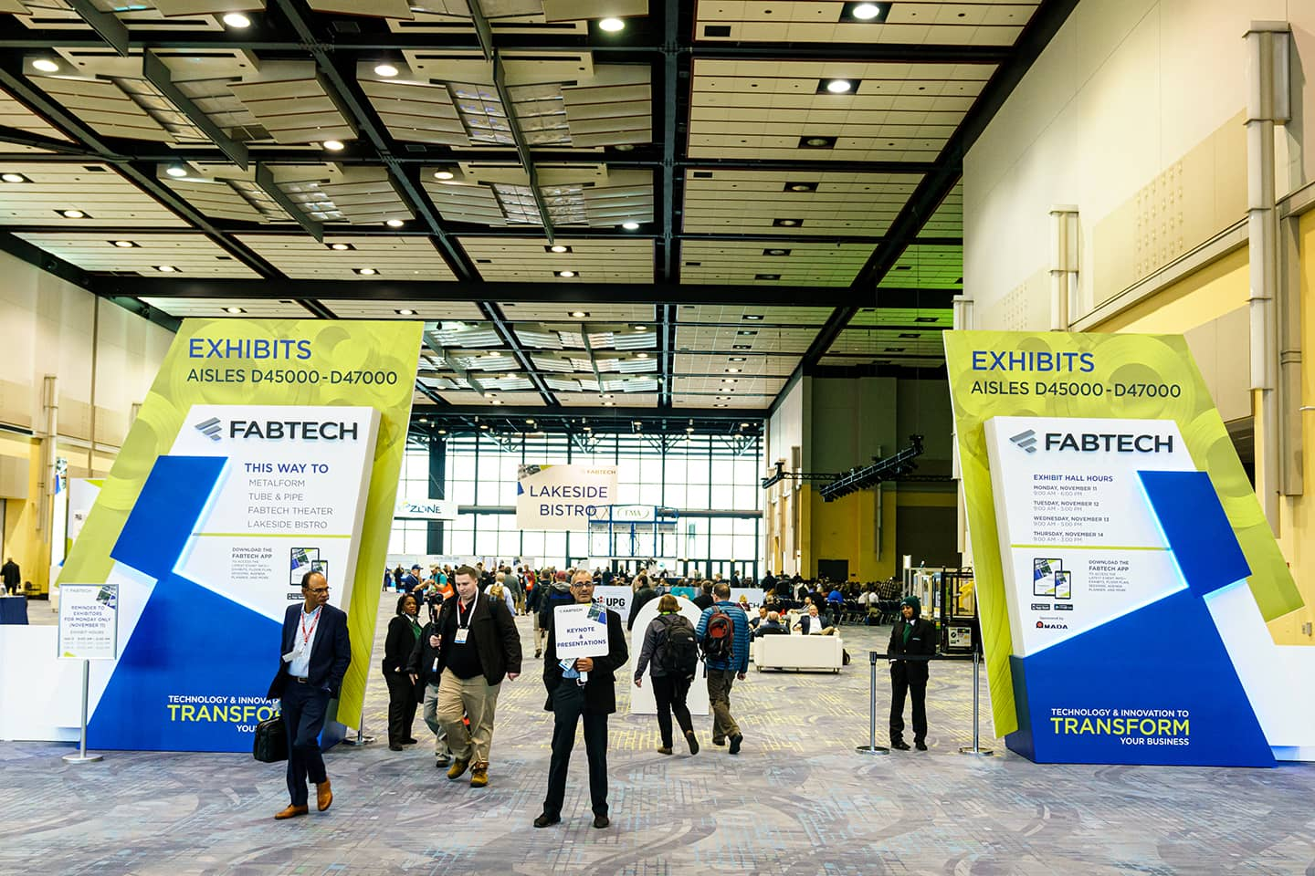About FABTECH