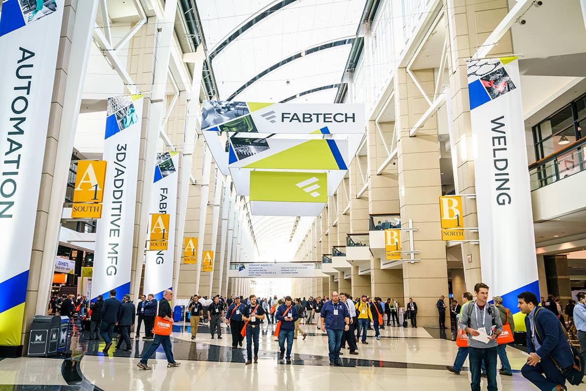 FABTECH Expo 2021
