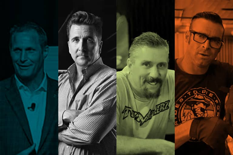 A snapshot of four FABTECH 2021 keynote speakers
