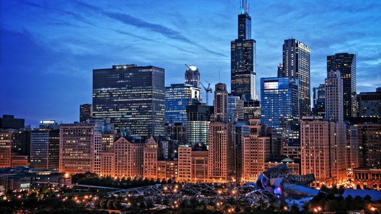 芝加哥的芝加哥